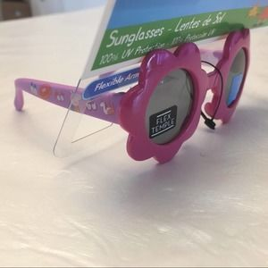 Peppa Pig Flower Sunglasses Pink Purple Kids